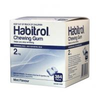 2mg Habitrol 384's  x 3  [same as 12x96 ]